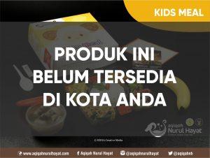 Aqiqah Jakarta Utara Nurul Hayat Paket Kids Meal