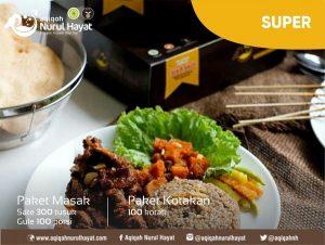 Aqiqah Jakarta Utara Nurul Hayat Paket Super